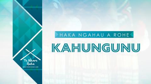 Haka Ngahau ā-Rohe 2021 - Kahungunu