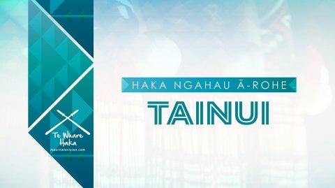 Haka Ngahau ā-Rohe 2021 - Tainui
