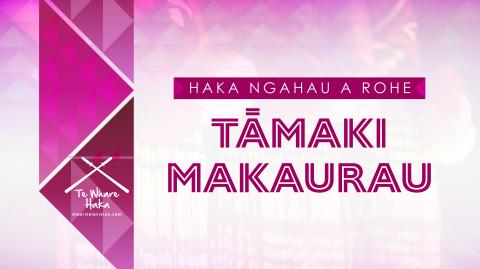 Haka Ngahau ā-Rohe 2021 - Tāmaki Makaurau