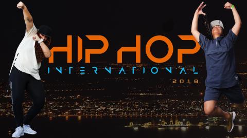 Hip Hop International NZ Nationals 2018