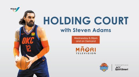 Holding Court with Steven Adams