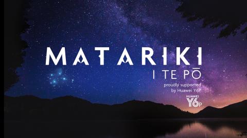 Matariki i te pō