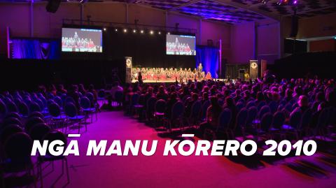 Ngā Manu Kōrero 2010