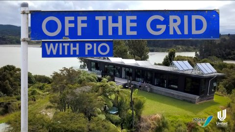 Off the Grid with Pio