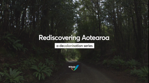 Rediscovering Aotearoa