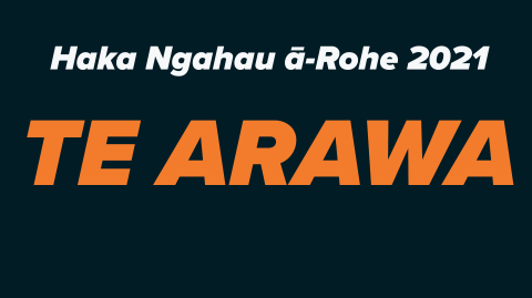 Haka Ngahau ā Rohe  2021 - Te Arawa