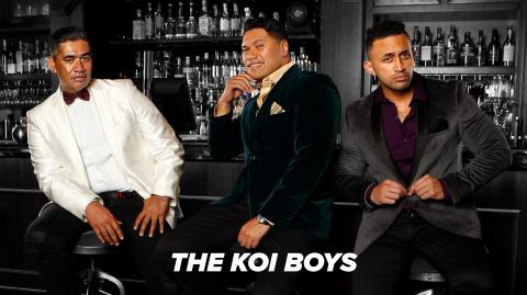 The Koi Boys