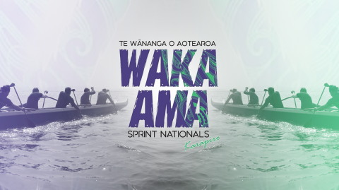 Waka Ama Sprint Nationals 2021