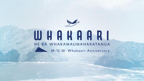 Whakaari He rā Whakamaumaharatanga