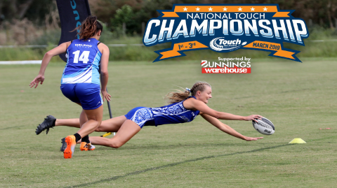 2019 Bunnings National Touch Championship