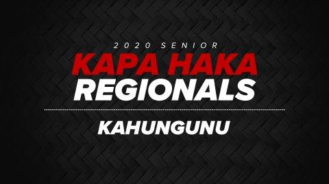 2020 Kapa Haka Regionals - Ngāti Kahungunu
