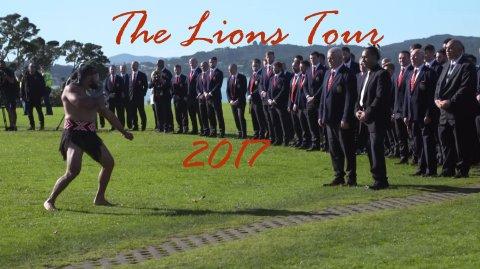 Lions Tour – Pōwhiri 2017