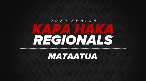 2020 Kapa Haka Regionals - Mataatua