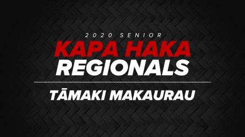 2020 Kapa Haka Regionals - Tāmaki Makaurau