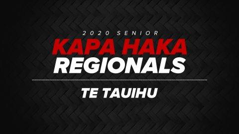 2020 Kapa Haka Regionals - Te Tauihu