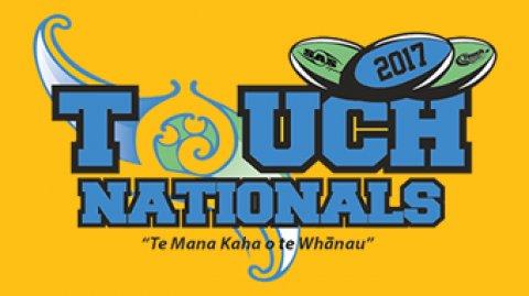 E Tū Whānau Touch National Championships