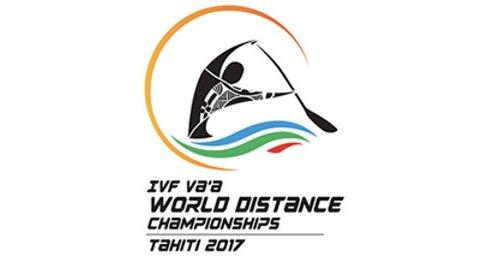 IVF Va'a World Distance Champs - Tahiti 2017