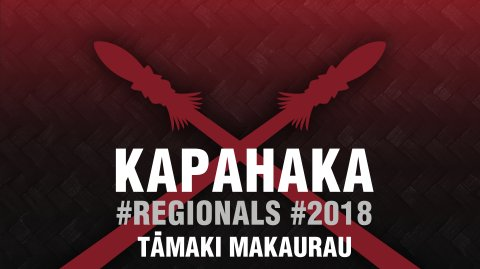 2018 Kapa Haka Regionals - Tāmaki Makaurau