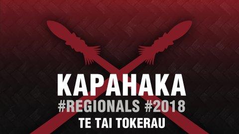 2018 Kapa Haka Regionals - Te Tai Tokerau