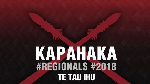 2018 Kapa Haka Regionals - Te Tau Ihu