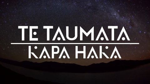 Te Taumata Kapa Haka 2017