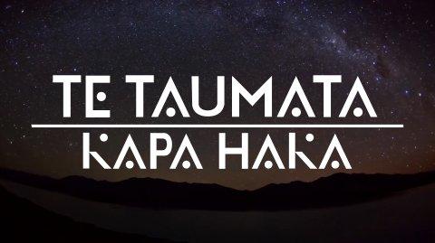 Te Taumata Kapa Haka 2017