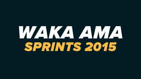 2015 Waka Ama Sprints