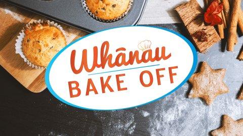 Whānau Bake Off