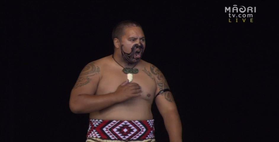 Te Matatini 2017 - Te Kapa Haka o Ruatoki | Māori Television