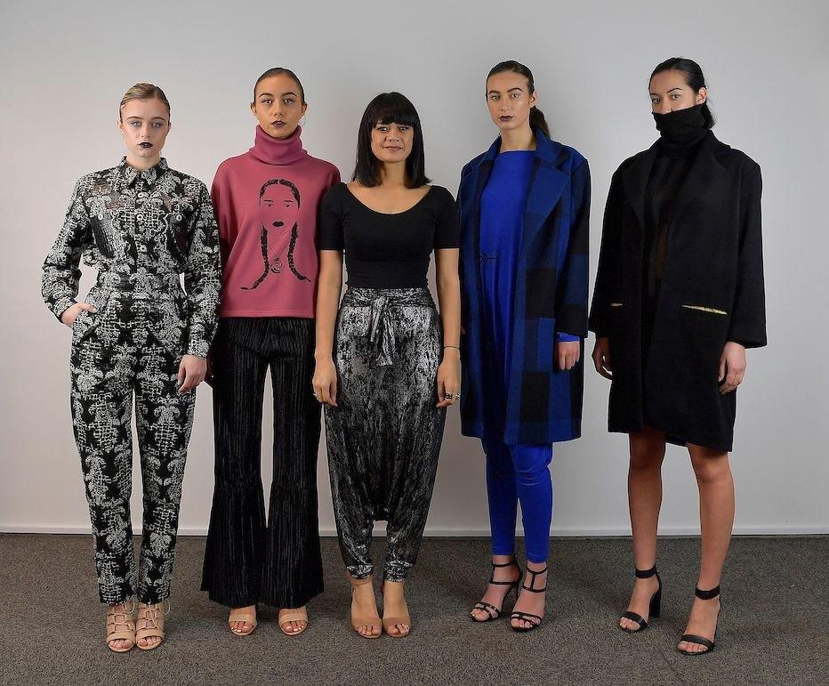 Misty Ratima - Miromoda Fashion Design Competition 2017