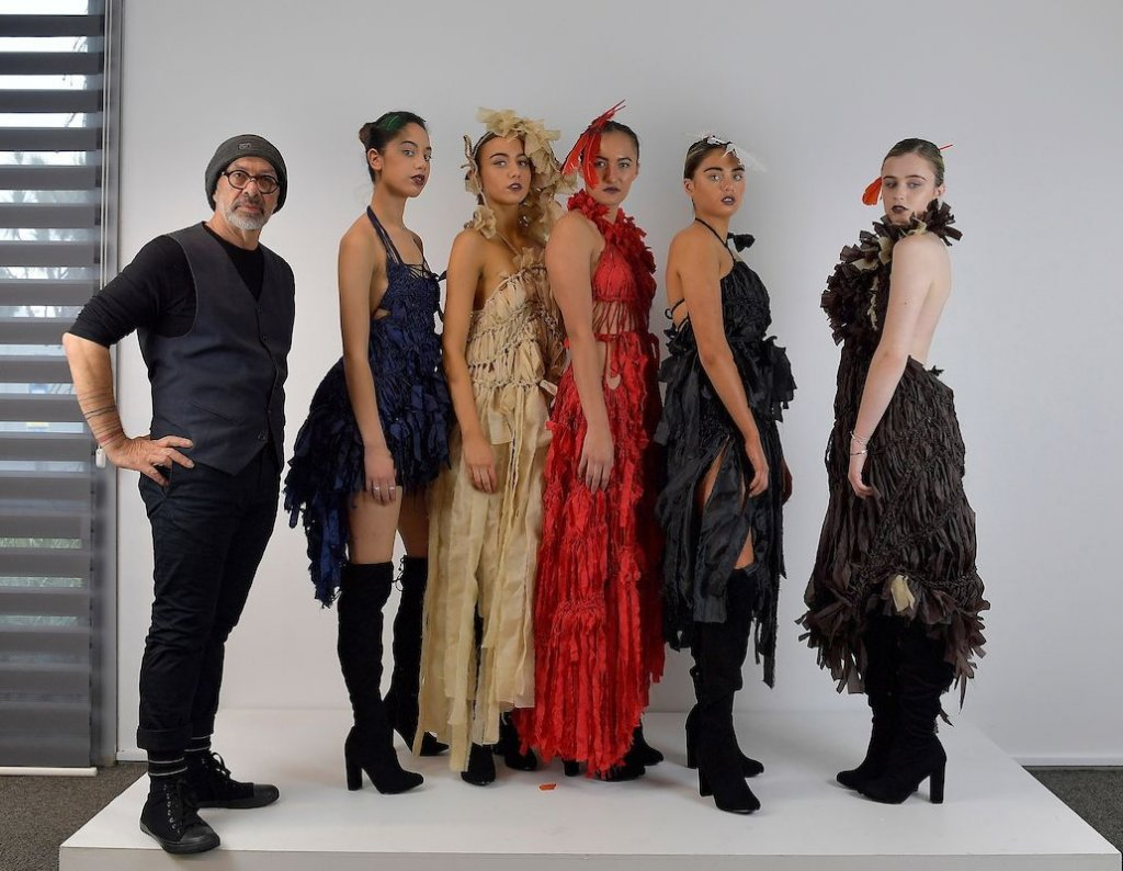 Christopher Woods- Miromoda Fashion Design Competition 2017