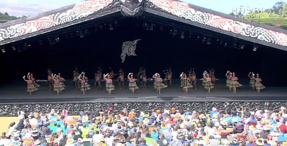 Te Matatini 2017 – Te Rerenga Kōtuku | Māori Television