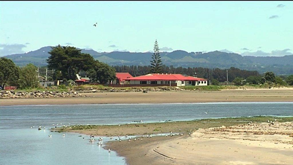 WS Maketu marae view from the water