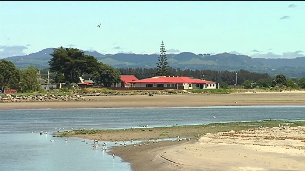 WS Maketu marae view from the water