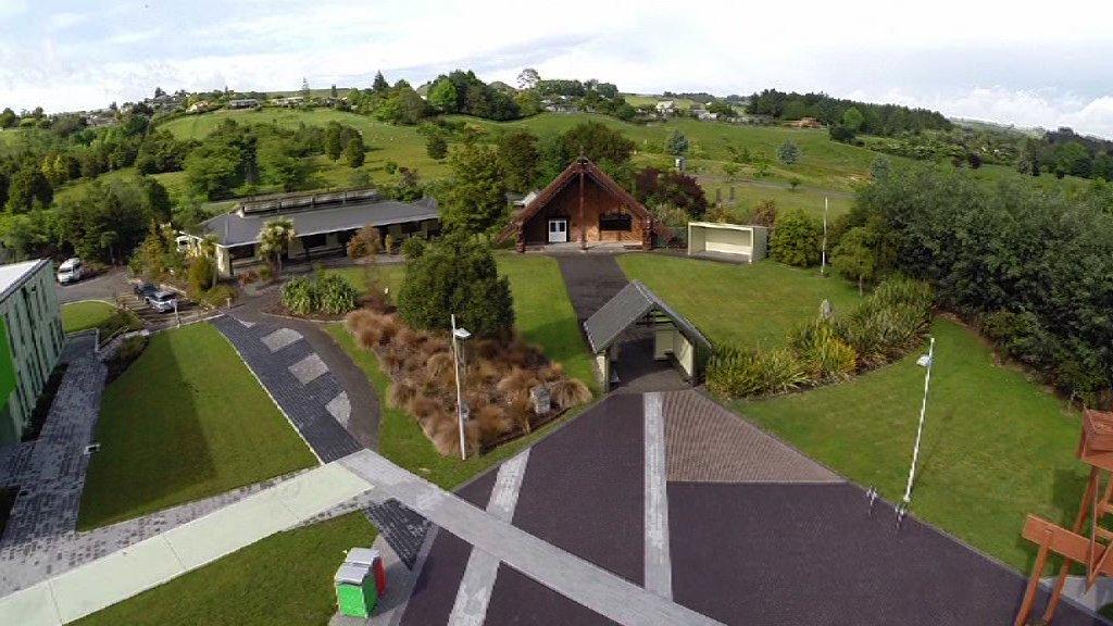 WS Tangatarua Marae - Waiariki Polytechnic