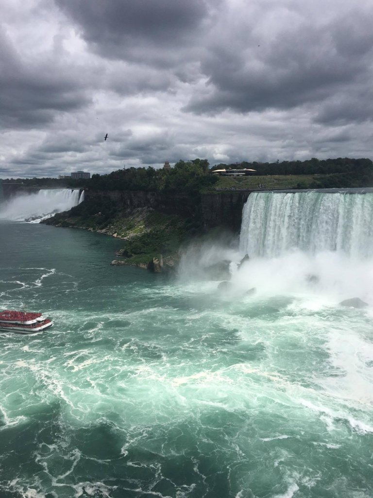 WIPCE tour of Niagra Falls - Image / Supplied