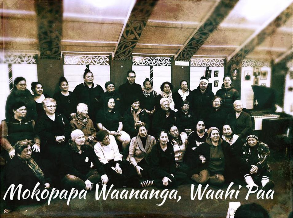 Moko wānanga - Photo provided by Turongo Hanaiali'i Paki