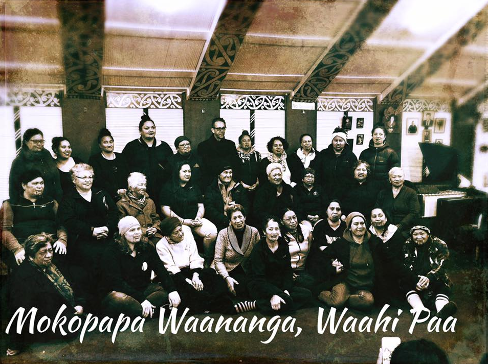 Moko wānanga - Photo provided by Turongo Hanaiali'i Paki