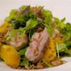 Cam's Kai - Wild Duck, Orange & Water Cress Salad