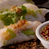 Cam's Kai - Vietnamese Rice Paper Rolls with Asian Dipping Sauce