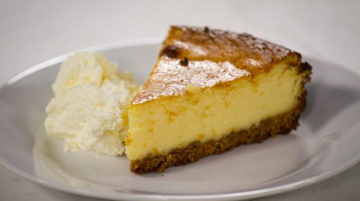 Key Lime Pie - Whānau Bake Off