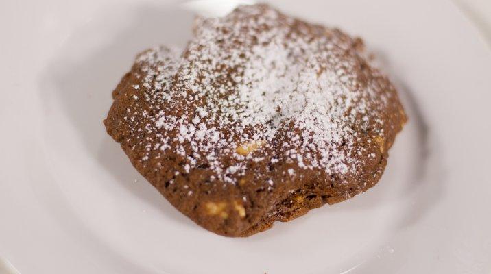 Peanut Brownie Cookies - Whānau Bake Off