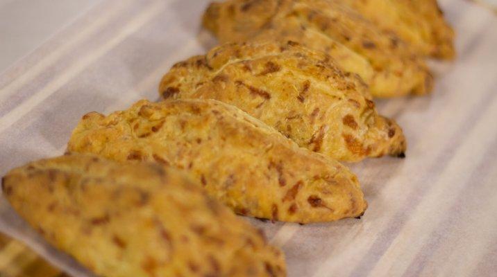 Cheese Pies - Whānau Bake Off