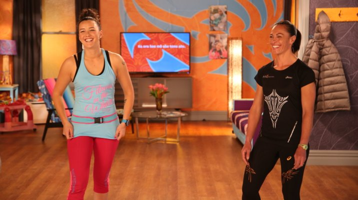 Fitness in the Whare Episode 19
