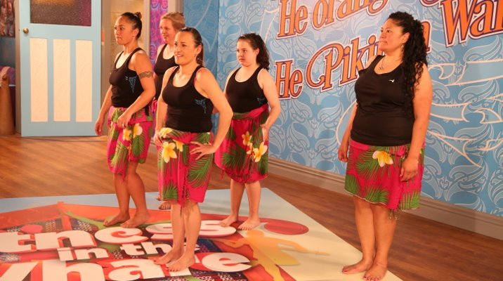 Fitness in the Whare Episode 18 Jo Apanui