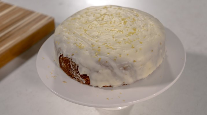 Mango and Guava Cheesecake - Whānau Bake Off