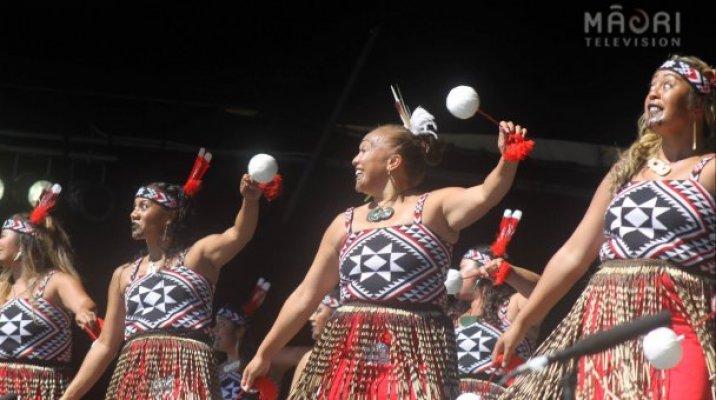 Ōpōtiki Mai Tawhiti, Te Matatini 2015 - Photo / file
