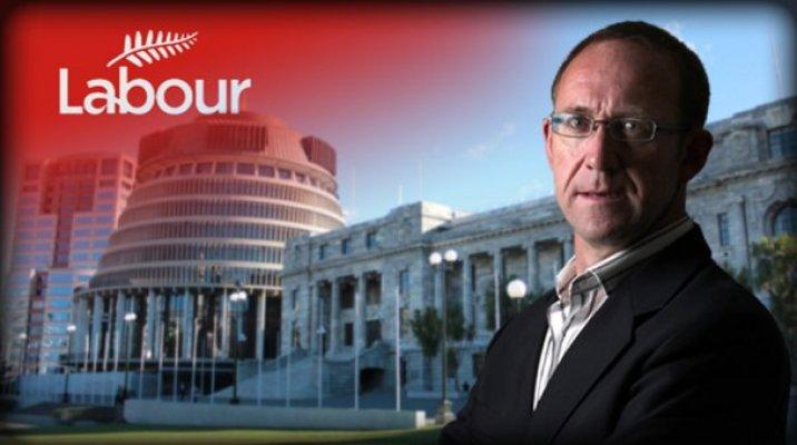 Labour leader Andrew Little announces caucus list