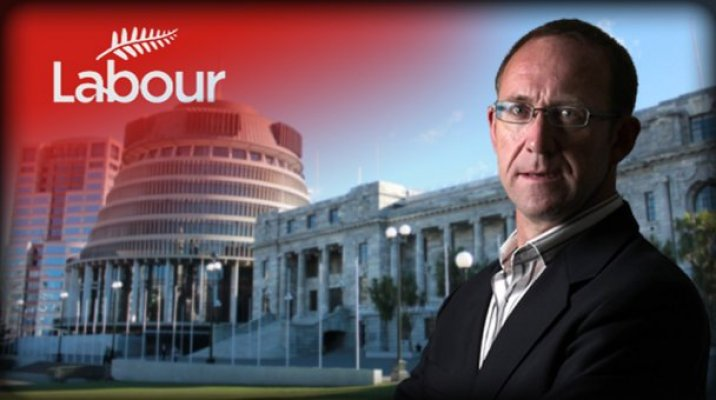 Labour leader Andrew Little announces caucus list