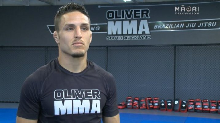 MMA fighter Ben Te Tai ready for big fight